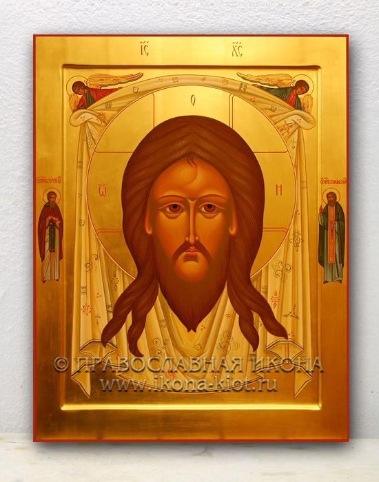 Икона «Спас Нерукотворный» (образец №6)