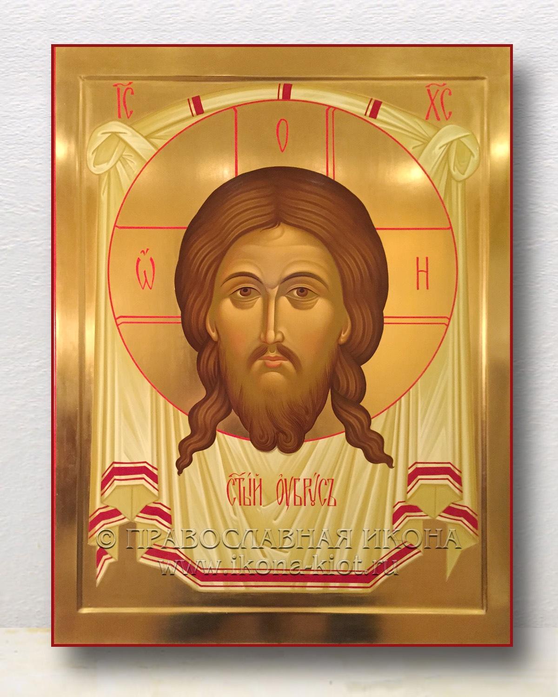 Икона «Спас Нерукотворный» (образец №9)