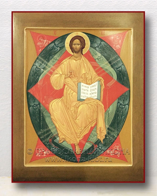 Икона «Спас в силах» (образец №10)