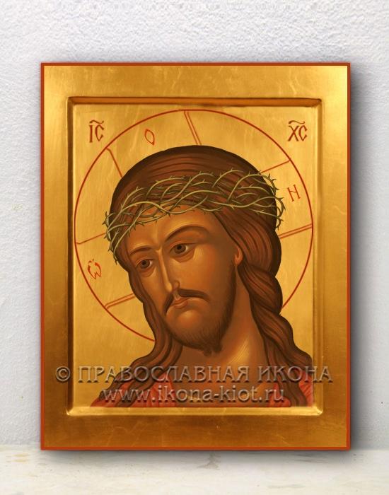 Икона «Спас в терновом венце» (образец №1)