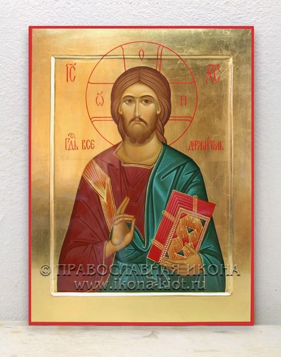 Икона «Спас Вседержитель» (образец №1)
