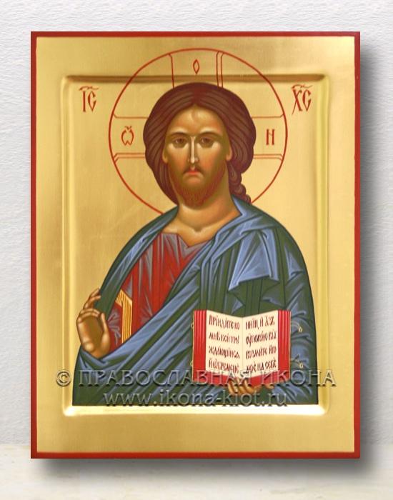 Икона «Спас Вседержитель» (образец №12)