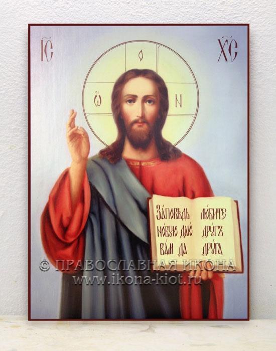 Икона «Спас Вседержитель» (образец №17)