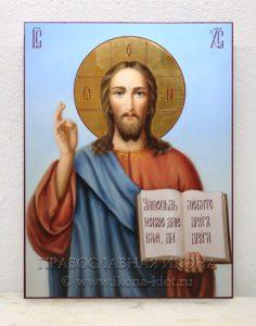 Икона «Спас Вседержитель» (образец №18)