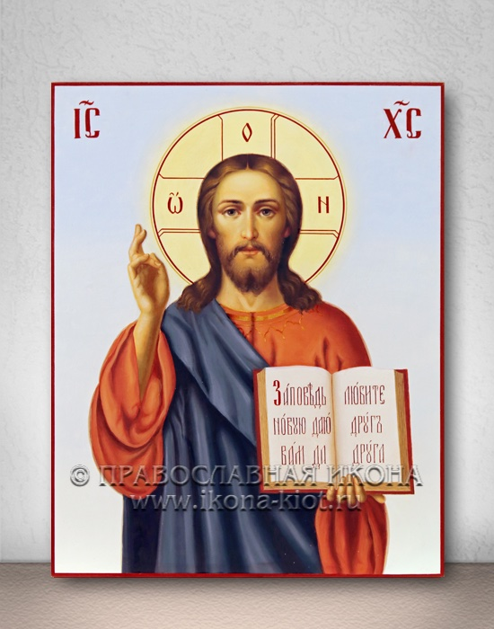 Икона «Спас Вседержитель» (образец №19)