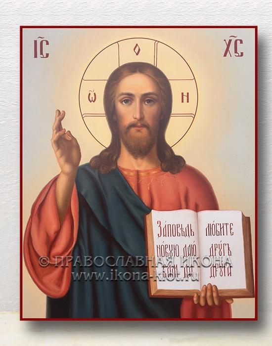 Икона «Спас Вседержитель» (образец №20)