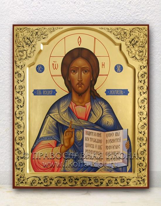 Икона «Спас Вседержитель» (образец №21)