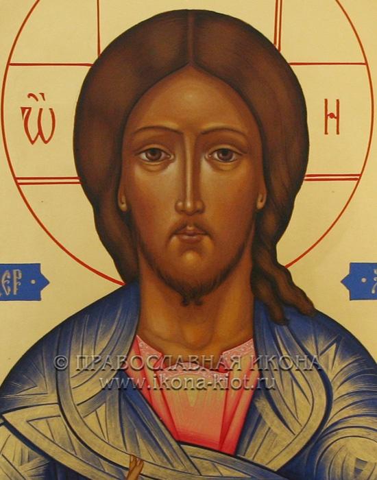 Икона «Спас Вседержитель» (образец №22)