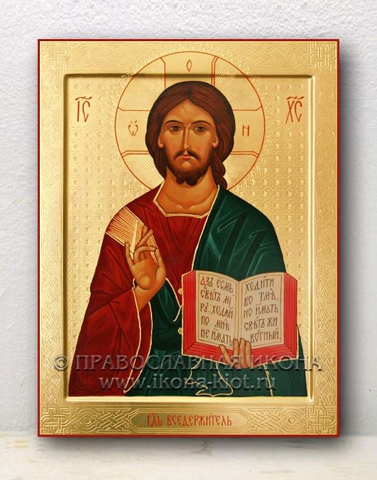 Икона «Спас Вседержитель» (образец №25)