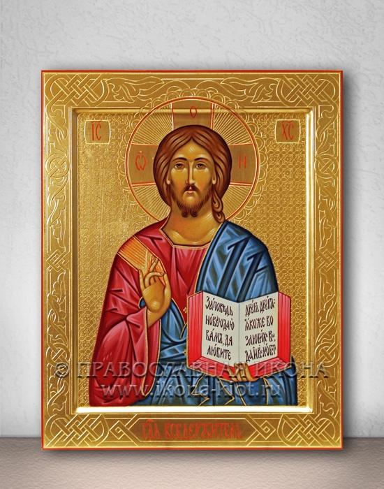 Икона «Спас Вседержитель» (образец №26)