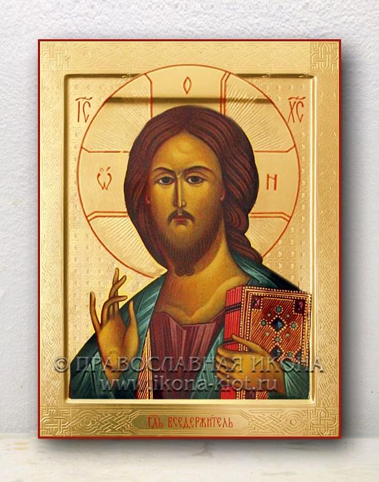 Икона «Спас Вседержитель» (образец №27)