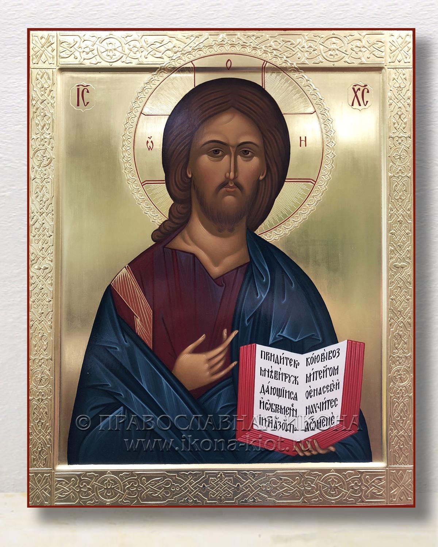 Икона «Спас Вседержитель» (образец №33)