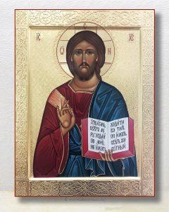 Икона «Спас Вседержитель» (образец №34)