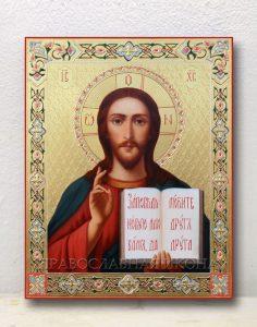 Икона «Спас Вседержитель» (образец №38)