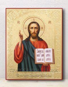 Икона «Спас Вседержитель» (образец №39)