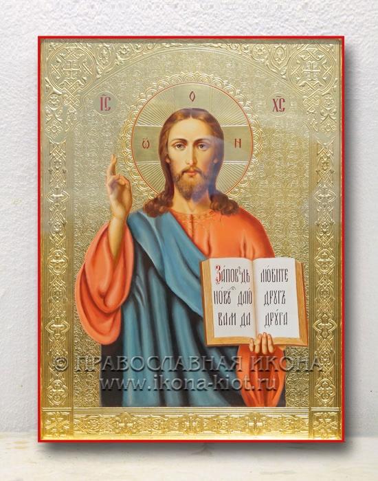 Икона «Спас Вседержитель» (образец №40)