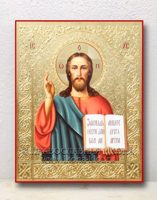 Икона «Спас Вседержитель» (образец №41)