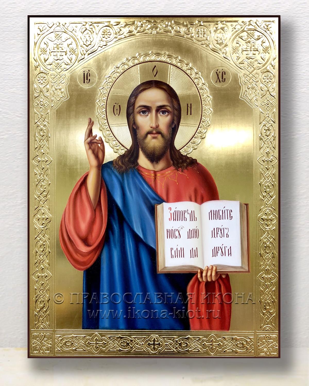 Икона «Спас Вседержитель» (образец №42)