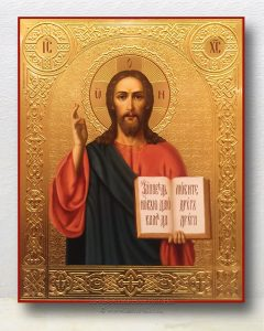 Икона «Спас Вседержитель» (образец №43)