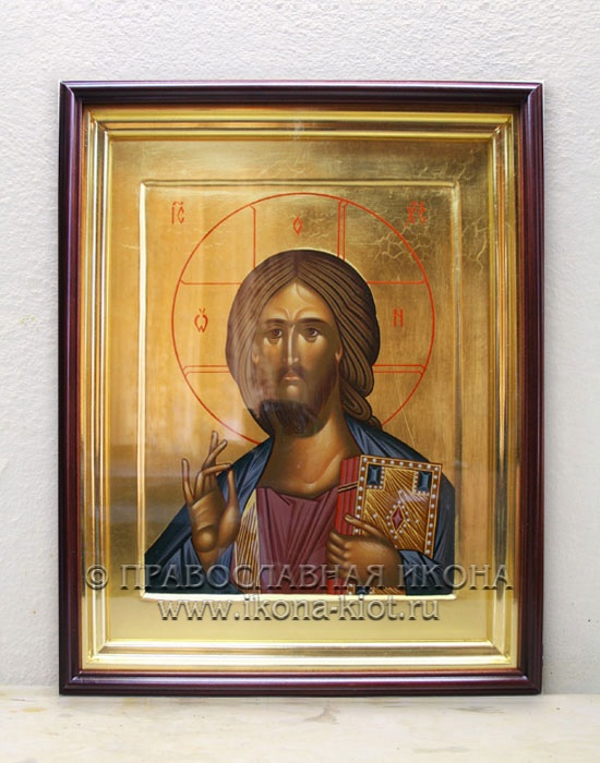 Икона «Спас Вседержитель» (образец №45)