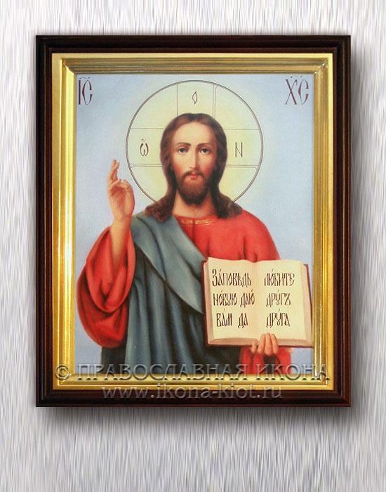 Икона «Спас Вседержитель» (образец №48)