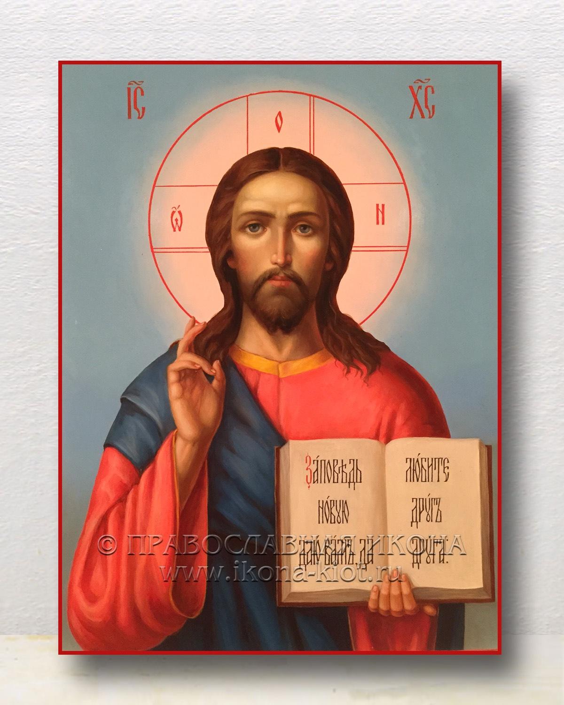 Икона «Спас Вседержитель» (образец №55)