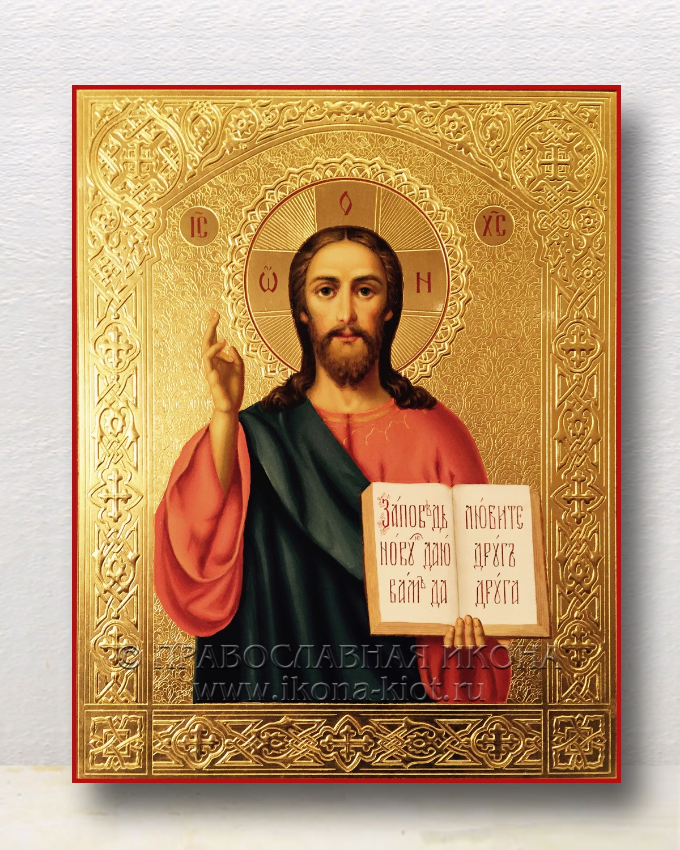 Икона «Спас Вседержитель» (образец №56)