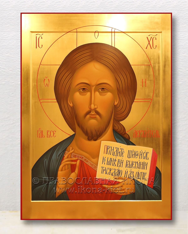 Икона «Спас Вседержитель» (образец №58)