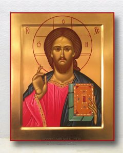 Икона «Спас Вседержитель» (образец №6)