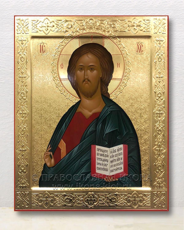 Икона «Спас Вседержитель» (образец №63)