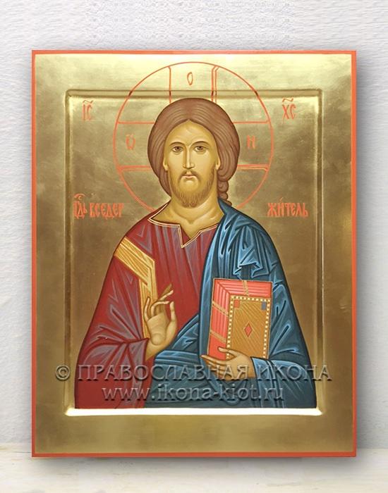 Икона «Спас Вседержитель» (образец №9)
