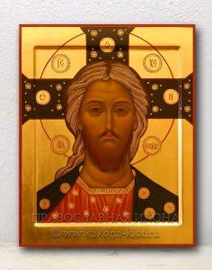 Икона «Спас златые власы»