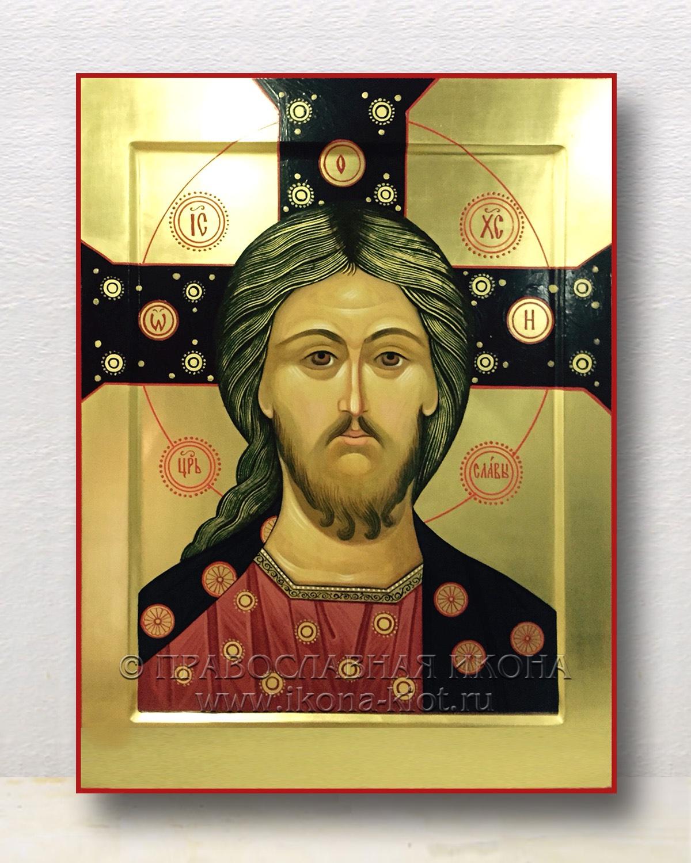 Икона «Спас златые власы» (образец №11)