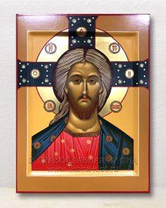 Икона «Спас златые власы» (образец №12)