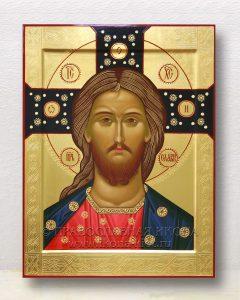 Икона «Спас златые власы» (образец №13)