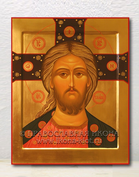 Икона «Спас златые власы» (образец №2)