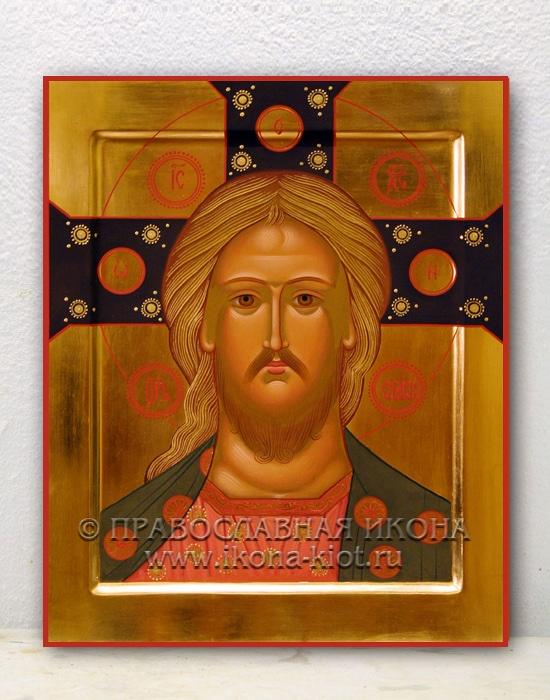 Икона «Спас златые власы» (образец №3)