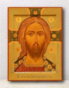 Икона «Спас златые власы» (образец №4)