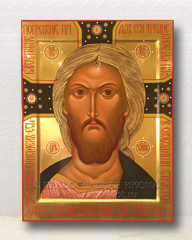 Икона «Спас златые власы» (образец №6)