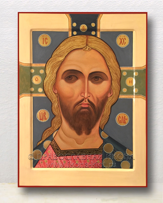 Икона «Спас златые власы» (образец №7)
