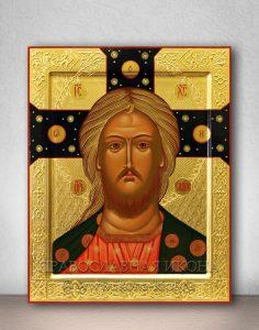 Икона «Спас златые власы» (образец №8)
