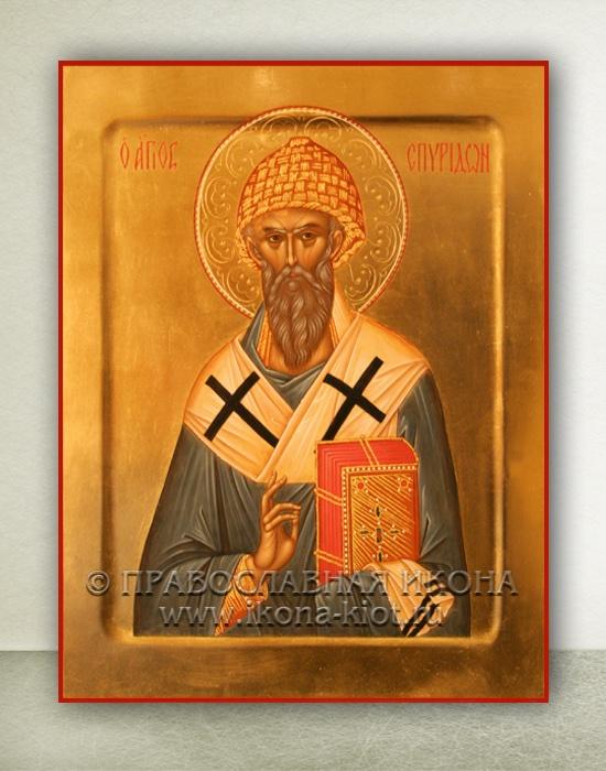 Икона «Спиридон Тримифунтский, святитель» (образец №11)