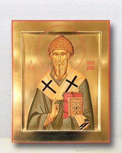 Икона «Спиридон Тримифунтский, святитель» (образец №13)