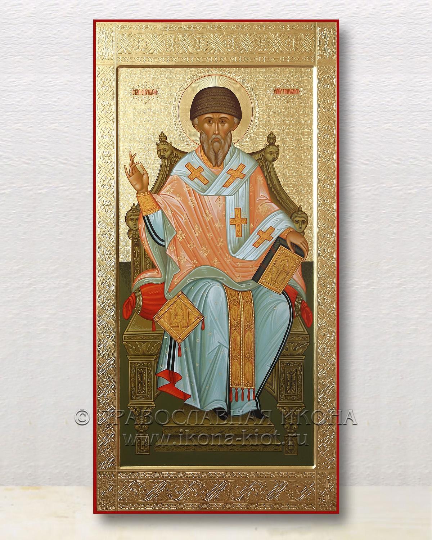 Икона «Спиридон Тримифунтский, святитель» (образец №14)