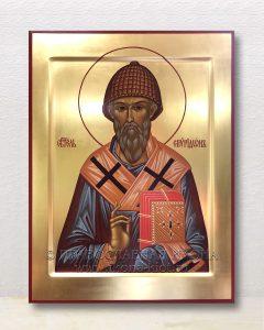 Икона «Спиридон Тримифунтский, святитель» (образец №16)