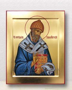 Икона «Спиридон Тримифунтский, святитель» (образец №19)