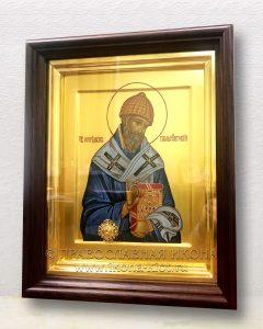 Икона «Спиридон Тримифунтский, святитель» (образец №20)