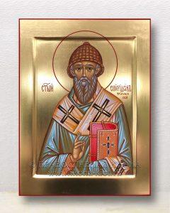 Икона «Спиридон Тримифунтский, святитель» (образец №22)
