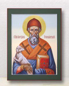 Икона «Спиридон Тримифунтский, святитель» (образец №24)