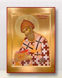 Икона «Спиридон Тримифунтский, святитель» (образец №26)